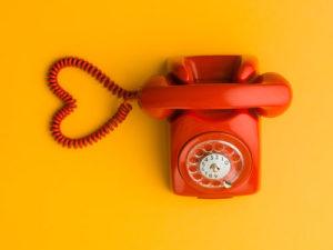 Úspech vtelefonovaní