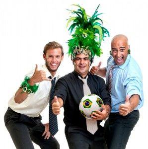 Ako sa dá pomocou futbalu lepšie zvládnuť predajné stretnutie