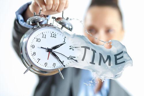 time management ako si usporiadať čas